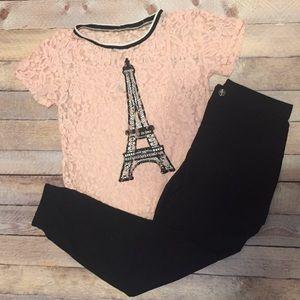 Paris outfit bundle